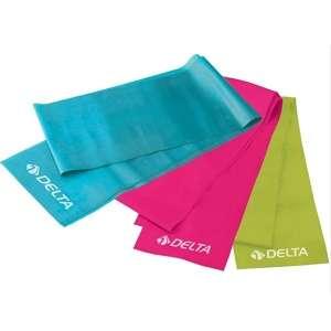 Delta 3 'lü Pilates Bandı