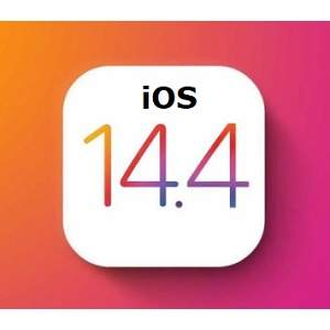 iOS 14.4 güncellemesi